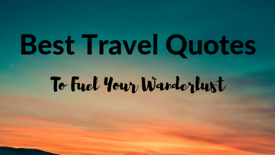 Photo of Travel Quotes Best 50