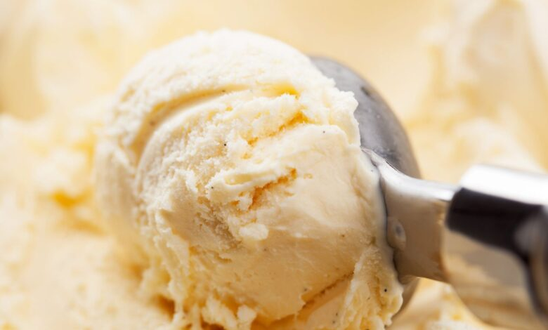 Photo of How to make Homemade Vanilla Ice Cream