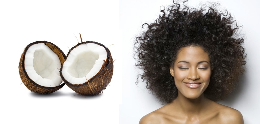 Homemade Leave in Conditioner with Coconut Milk