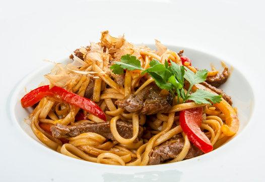 Prepared Udon Noodles