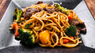 Photo of Find out how to make Homemade Udon noodles