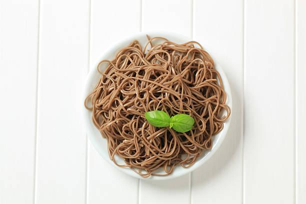 Whole Wheat Udon Noodles