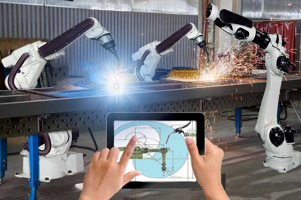 Managing Robotics
