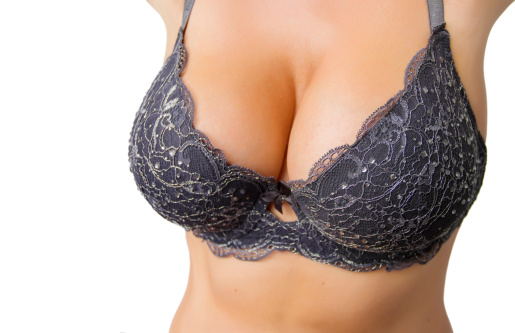 Breast in Bra