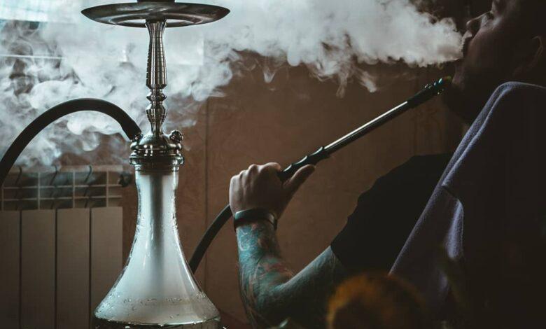 How often should you smoke hookah?