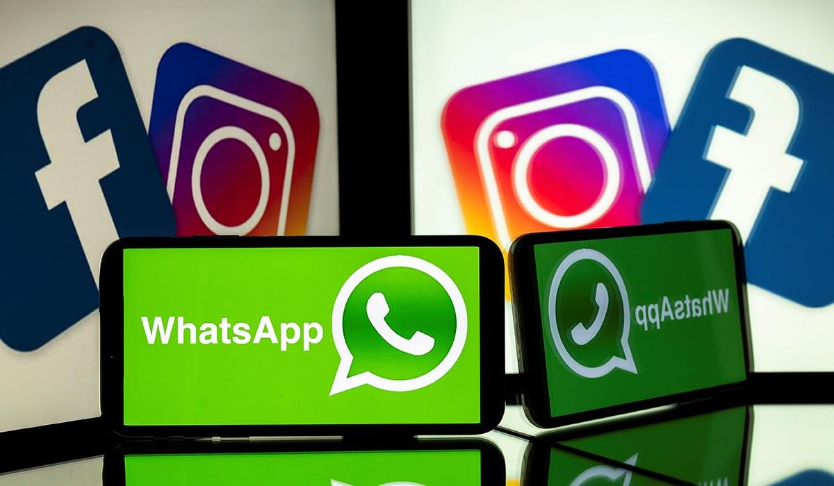 Facebook, WhatsApp, Instagram, All Down!
